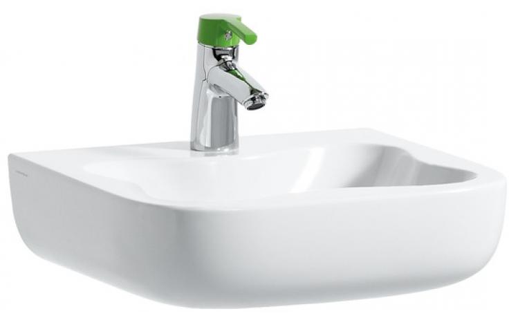 LAUFEN FLORAKIDS umývátko 450x410mm s otvorem bílá 8.1503.1.000.104.1