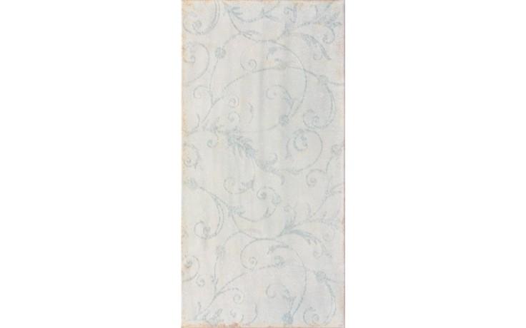 Dekor Rako Manufaktura 20x40 cm světle šedá