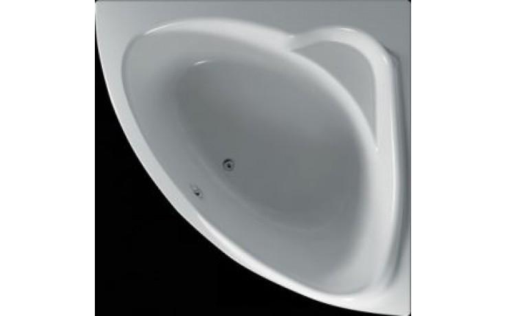 Vana plastová Teiko tvarovaná Sumatra 150x150x45cm bílá