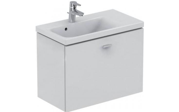 Umyvadlo klasické Ideal Standard s otvorem Connect Space s odkládací plochou vlevo 60x38 cm bílá
