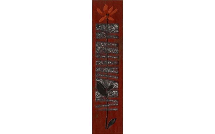 IMOLA ANDRA listela 9x40cm red, L.HOLI 9R
