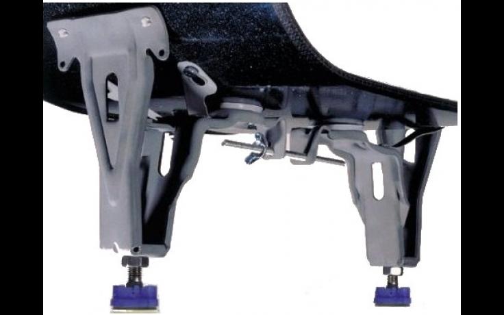 KALDEWEI 5030 Univerzální vanové nohy