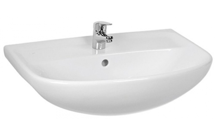 JIKA LYRA PLUS nábytkové umyvadlo 550x450mm bez otvoru, bílá