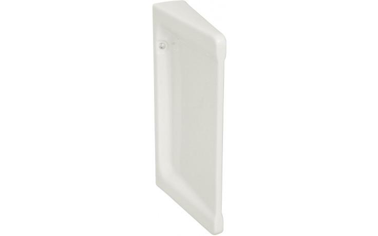 Příslušenství k pisoárům Vitra - Arkitekt dělící stěna  bílá