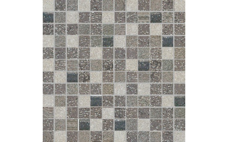 VILLEROY & BOCH MOONLIGHT dekor 30x30cm, light grey