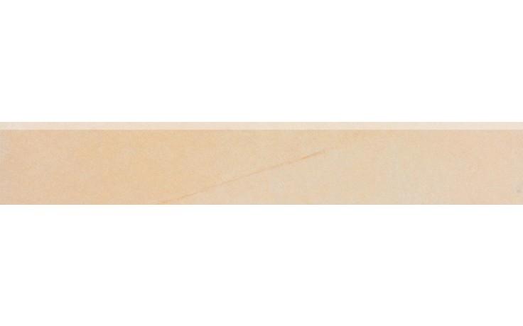 Sokl Rako Sandstone Plus 60x9,5 cm okrová