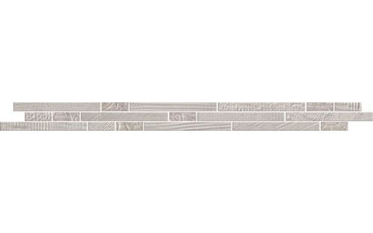 NAXOS LE MARAIS listela 5x60,5cm, vitra grey 75094