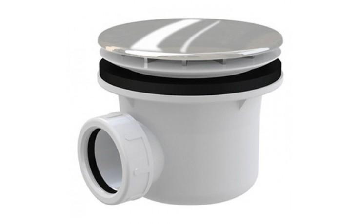 ROLTECHNIK vaničkový sifon Ø90mm, kov lux