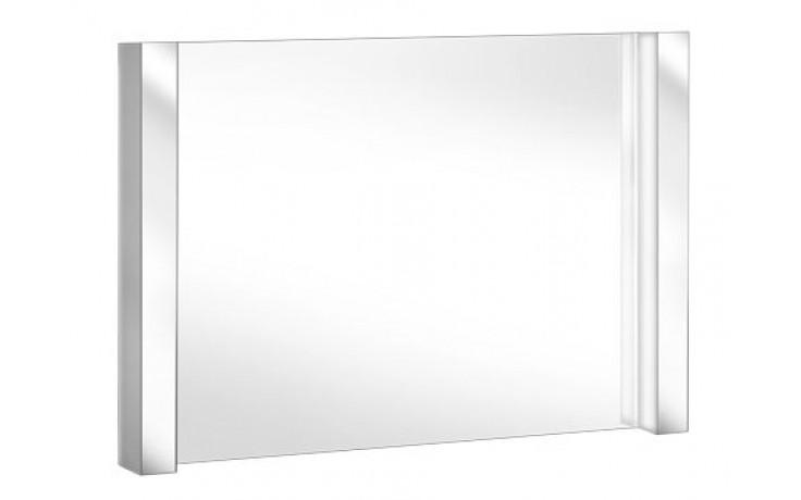 Doplněk zrcadlo Keuco Elegance 130x63,5 cm bílá/bílá