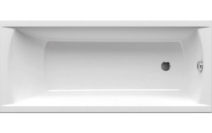 RAVAK CLASSIC 150 klasická vana 1500x700mm akrylátová, obdélníková, snowwhite
