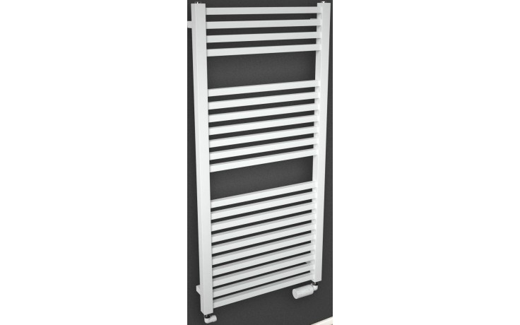 CONCEPT 200 VIOLA radiátor koupelnový 438W designový, antracit