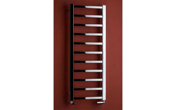 Radiátor koupelnový PMH Galeon 600/1280 490 W (75/65C) chrom