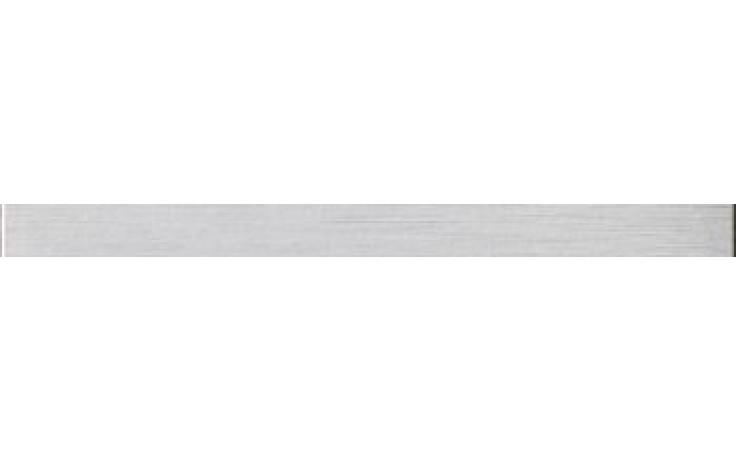 IMOLA BLOWN G listela 3x40cm, grey
