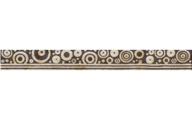 IMOLA BLOWN listela 4,5x40cm, beige