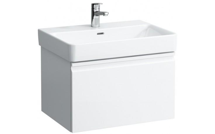 Nábytek skříňka pod umyvadlo Laufen Pro S 65 cm bílá lesklá