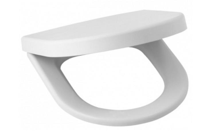 JIKA MIO duroplastové WC sedátko s poklopem 378x448mm s antibakteriální úpravou, bílá 8.9271.1.300.000.1