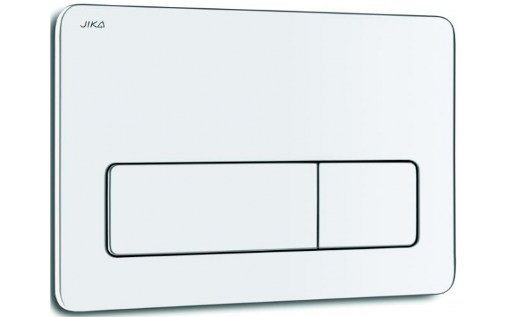JIKA PL3 tlačítko Dual Flush, lesklý chrom 8.9366.3.004.000.1