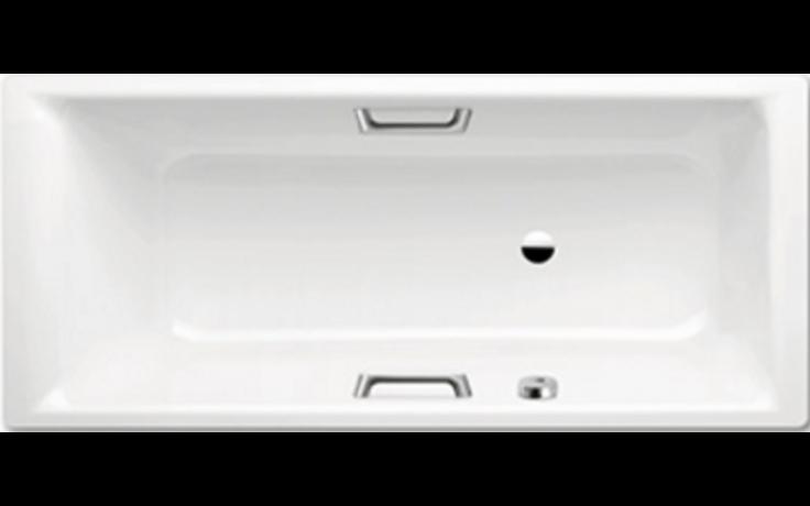 KALDEWEI PURO STAR 658N vana 1700x750x420mm, ocelová, obdélníková, bílá celoplošný Antislip 255827090001
