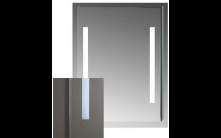 JIKA CLEAR zrcadlo 550x810mm, s LED osvětlením