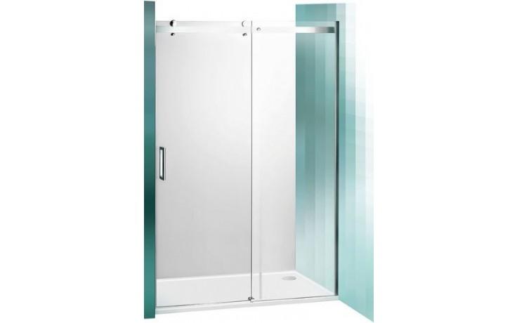 ROLTECHNIK AMBIENT LINE AMD2/1200 sprchové dveře 1200x2000mm posuvné, brillant/transparent