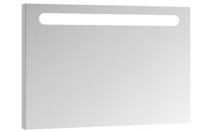 Nábytek zrcadlo Ravak Chrome 600 s osvětlením 60x55x7cm S-Onyx