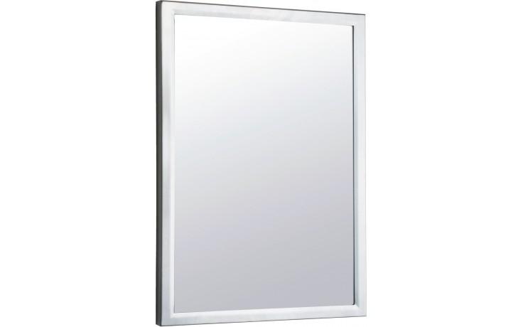 GOZ METAL REHA zrcadlo závěsné 400x600mm, nerez-brus