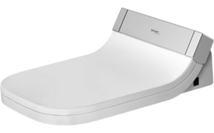 Sedátko bidetovací Duravit - SensoWash Happy D.2 E 37x53,3 cm bílá