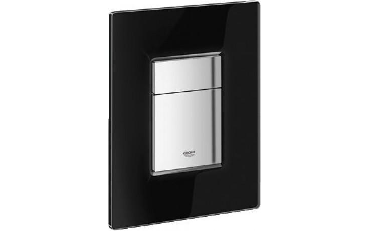 Předstěnové systémy ovládací desky Grohe Skate Cosmopolitan 156x197mm velvet black