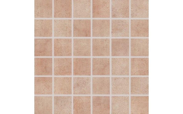 RAKO MANUFACTURA mozaika 5x5cm cihlová WDM05012