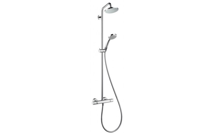 HANSGROHE CROMA 160 1JET SHOWERPIPE horní sprcha chrom 27135000
