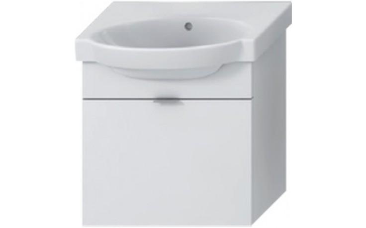 Nábytek skříňka s umyvadlem Jika Tigo 55 cm bílá