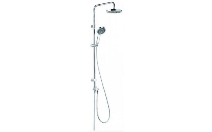 KLUDI A-QA DUAL SHOWER SYSTEM sprchový set DN15, chrom