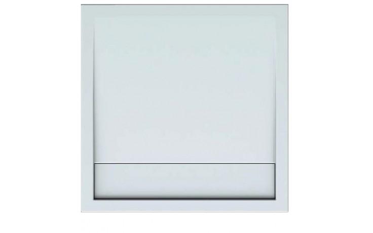 Vanička plastová Teiko čtverec Hercules 100 100x100x3,5cm bílá