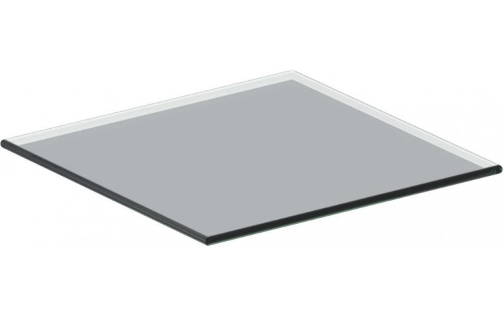 Nábytek deska Ideal Standard Connect Space 21,8x23,2x0,6 cm bílé sklo