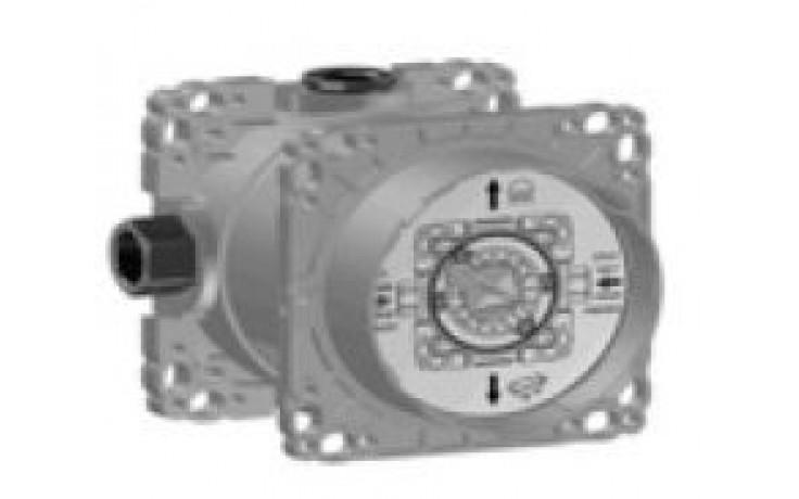 LAUFEN Simibox, těleso pro podomítkové baterie s uzavíracím ventilem 3.7898.0.000.100.1