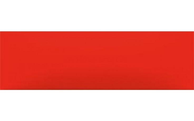 Dekor Rako Concept Plus 20x6 cm červená