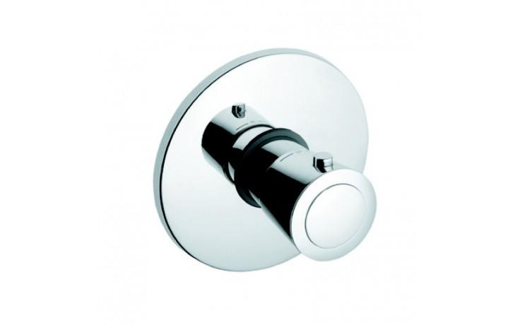Baterie sprchová Kludi podomítková termostatická Joop! 557190505 vrchní díl  chrom