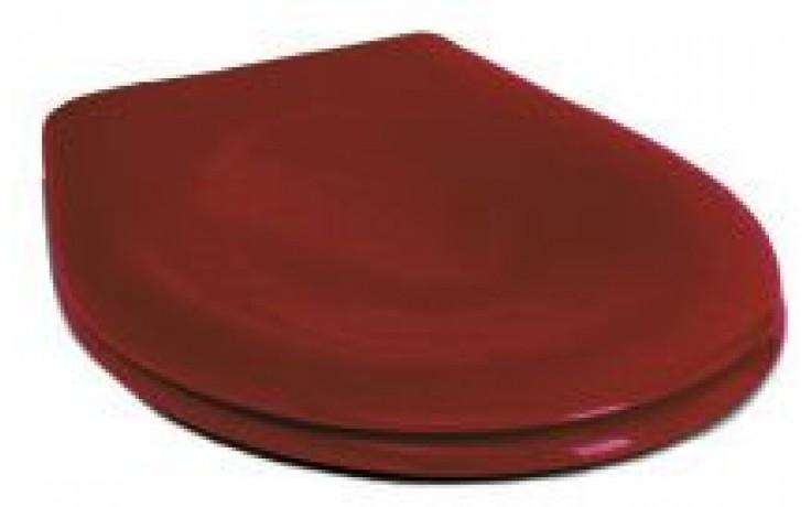 KOLO NOVA PRO JUNIOR klozetové sedátko s antibakteriální úpravou z Duroplastu, červená 60119000