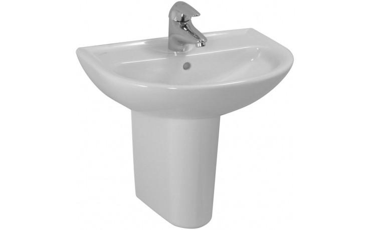 Umývátko klasické Laufen s otvorem Pro B 45 cm bílá-LCC