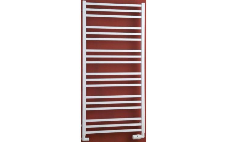 P.M.H. AVENTO AV6W koupelnový radiátor 600x1630mm, 783W, bílá