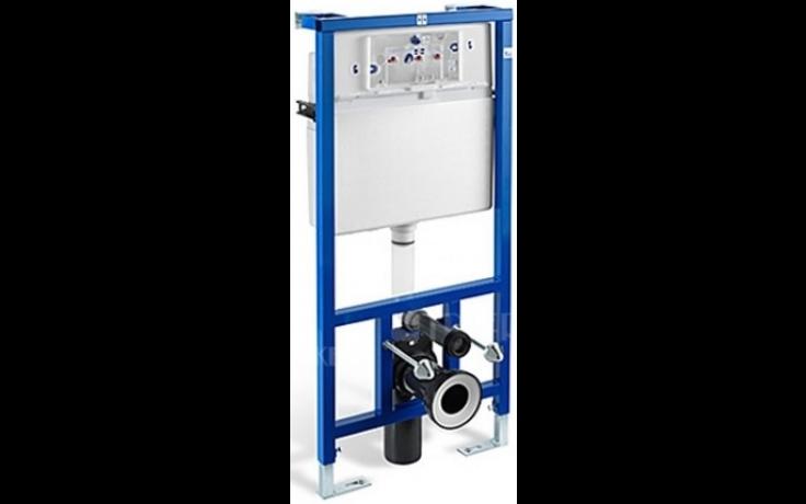 JIKA WC SYSTEM pro závěsné klozety se samonosným ocelovým rámem 8.9565.2.000.000.1
