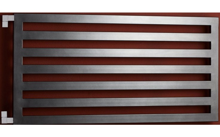 P.M.H. DARIUS DA3A koupelnový radiátor 600x1800mm, 889W, metalická antracit
