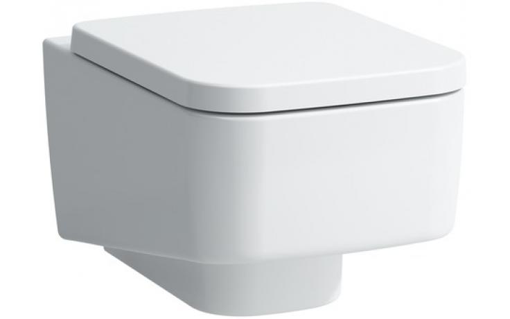 LAUFEN PRO S závěsný klozet 360x560mm hluboké splachování, bílá LCC 8.2096.1.400.000.1