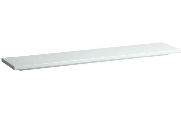 LAUFEN PALACE keramická polička 1800x380mm řezatelná, bílá
