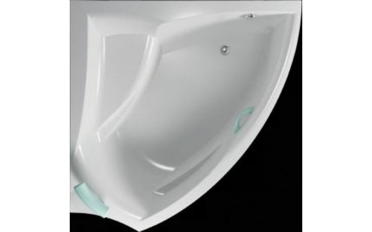 Vana plastová Teiko tvarovaná Auriga P 150x150x45cm bílá