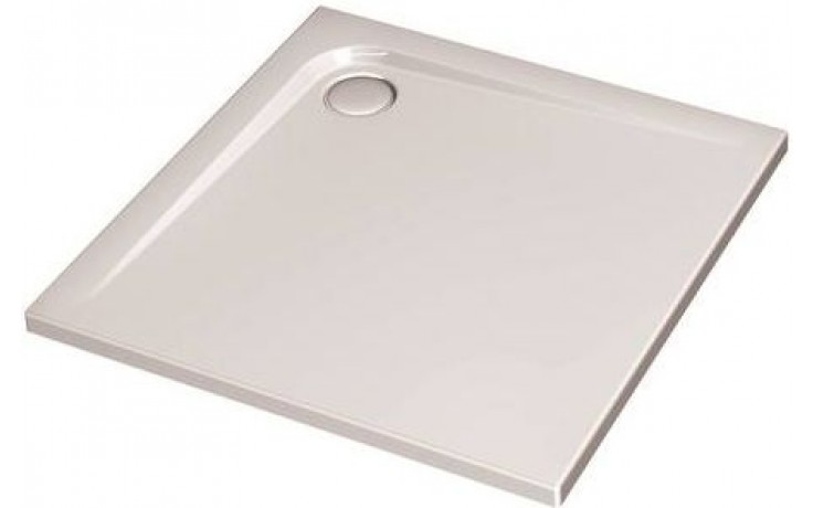 IDEAL STANDARD ULTRA FLAT sprchová vanička 1200mm čtverec, akrylátová s Ideal Grip, bílá K5175YK