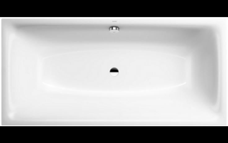 KALDEWEI SILENIO 676 vana 1800x800x435mm, ocelová, obdélníková, bílá