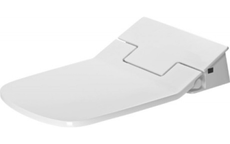 DURAVIT SENSOWASH SLIM bidetové sedátko 375x540mm, bílá