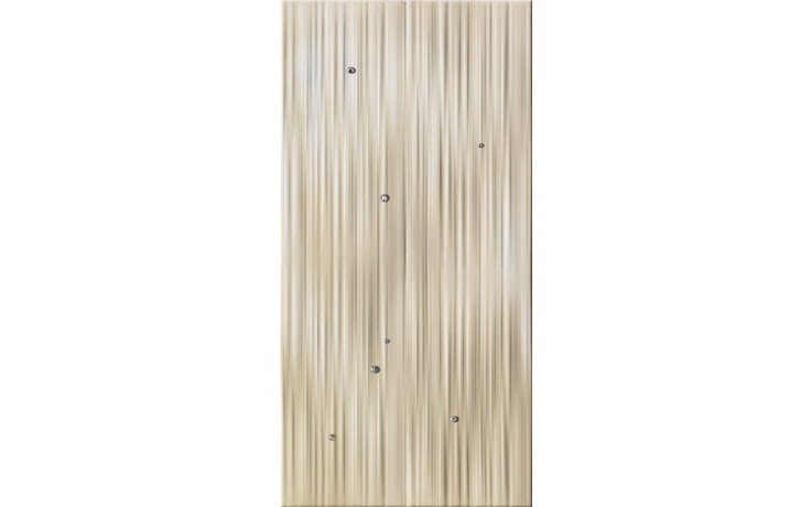 IMOLA HALL dekor 30x60cm beige, CRISTALLI B MIX