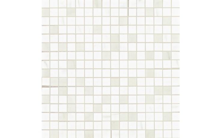 MARAZZI STONEVISION mozaika 32,5x32,5cm lepená na síťce, calacatta, MHZQ